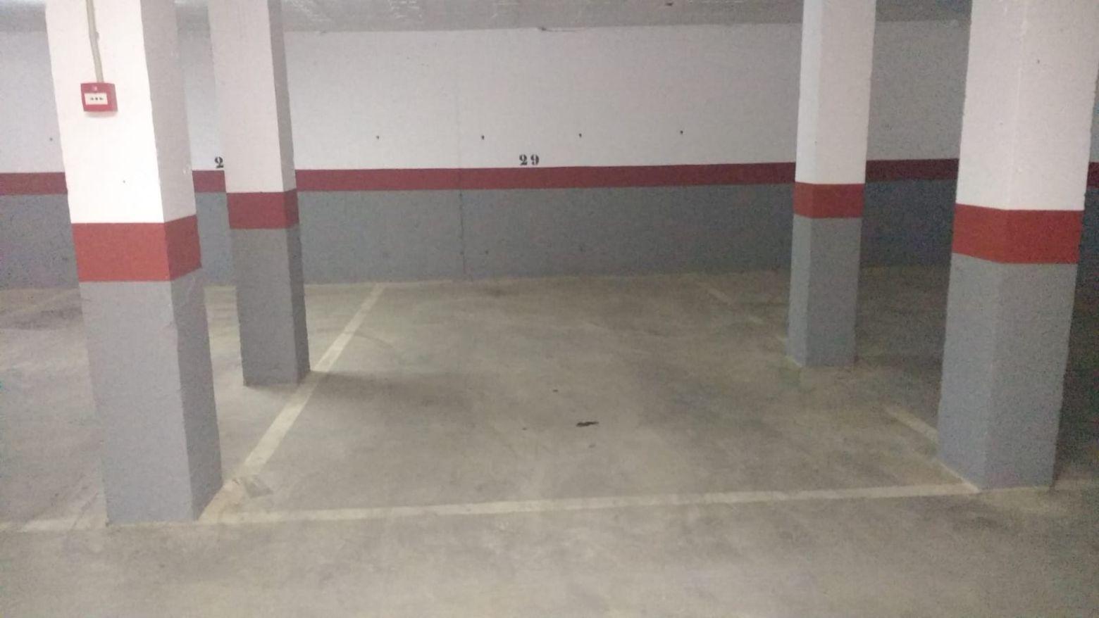 (Español) Plaza de garaje